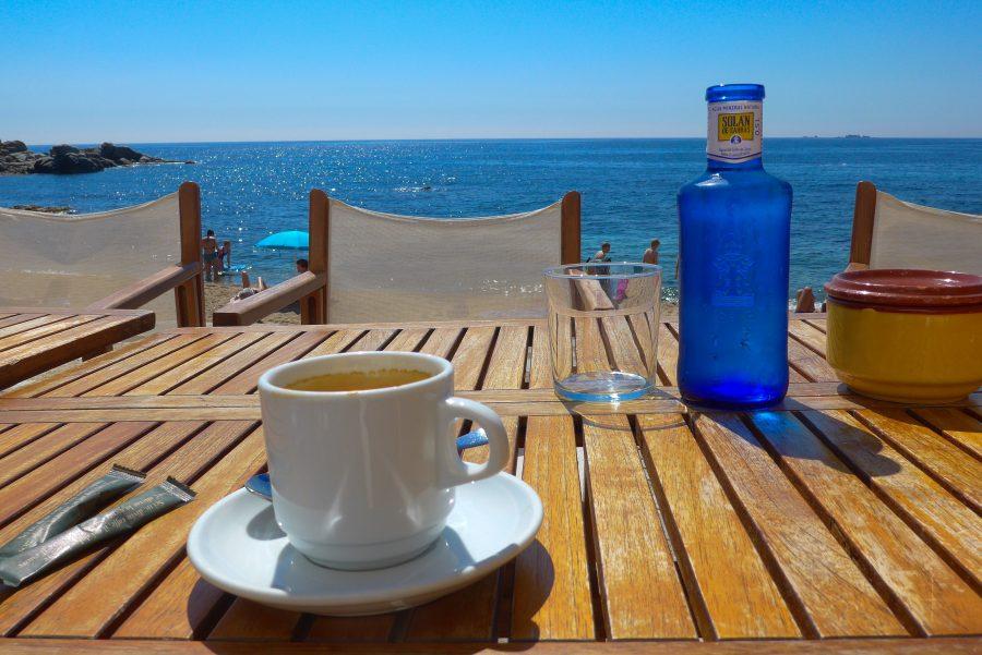 Reisen ist Erholung - am Strand von Calella de Palafugell