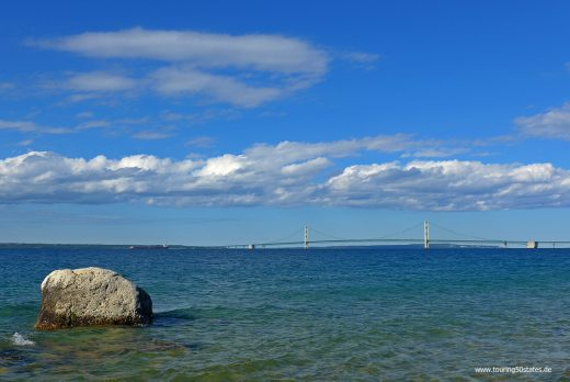 McGulpin Rock - Straits of Mackinac