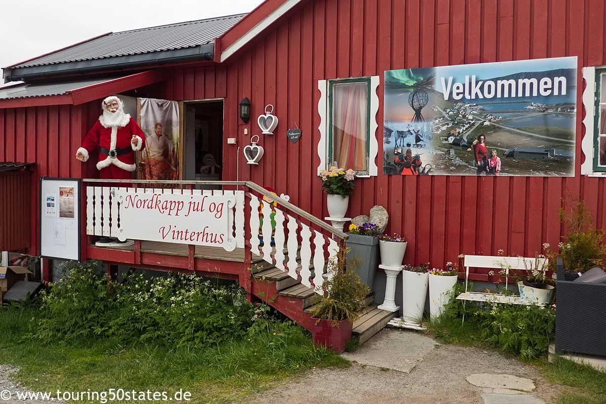 Jul & Vinterhus in Skarsvåg