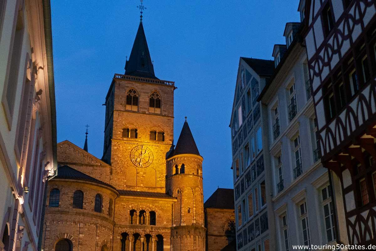 Der Dom zu Trier - älteste Diözese Deutschlands